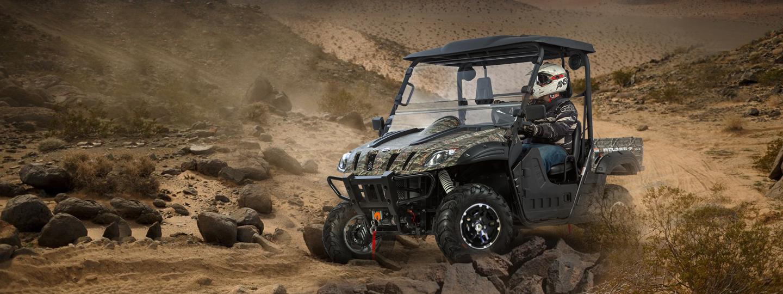 Stallion 600 RX-EFI